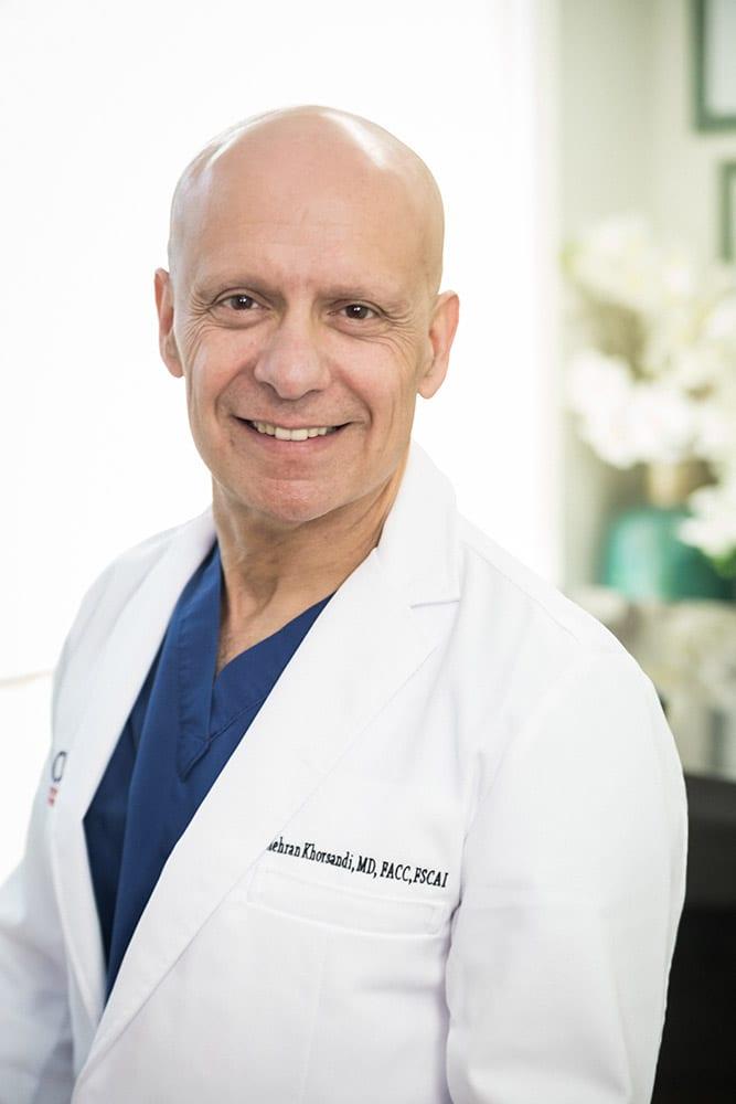 Dr. Mehran J. Khorsandi of CACVI