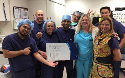 Dr Lala at Providence Cedars Sinai Tarzana Medical Center
