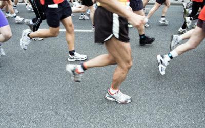 Marathon Runner Defies Statisics to Survive Heart Attack
