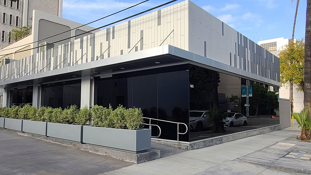 CACVI Los Angeles office
